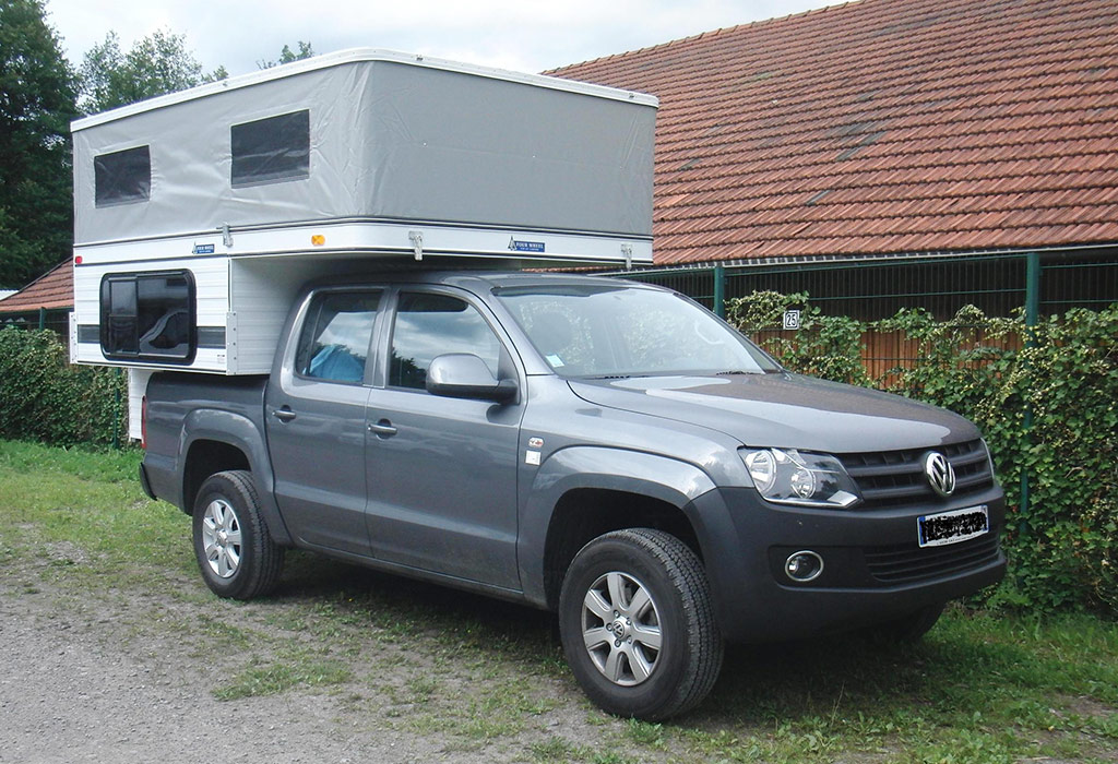 VW Amarok Four Wheel Grizzly