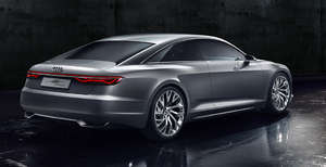 Audi Prologue Heck