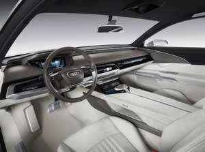 Audi Prologue Cockpit