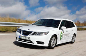 Saab 9-3 E-Power