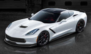 Corvette Stingray HPE700 von Hennessey