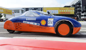 Michelin beim Shell Eco-marathon
