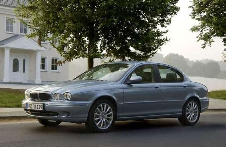 X-Type, 2003, Foto: Jaguar Land Rover