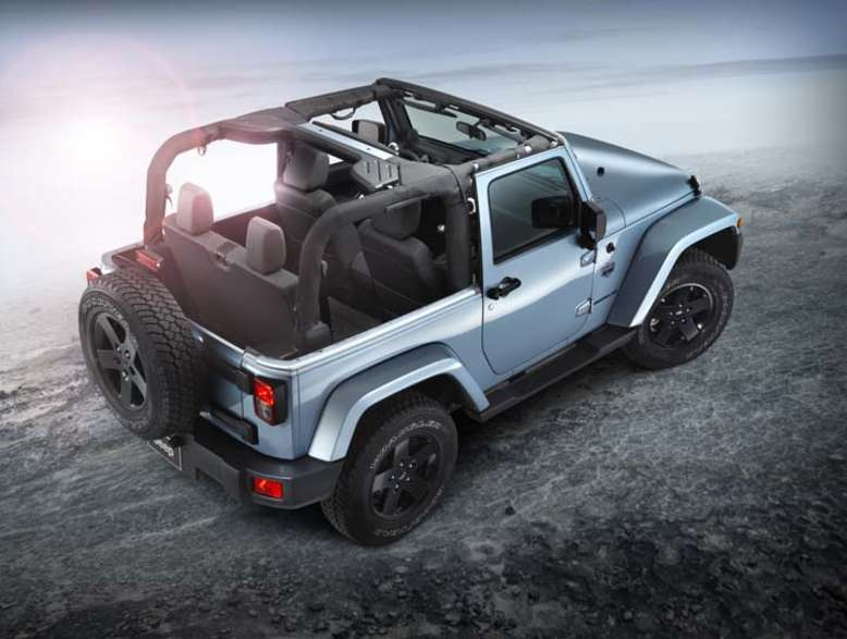 Wrangler Artic, 2007, Foto: © 2012 Chrysler Group LLC