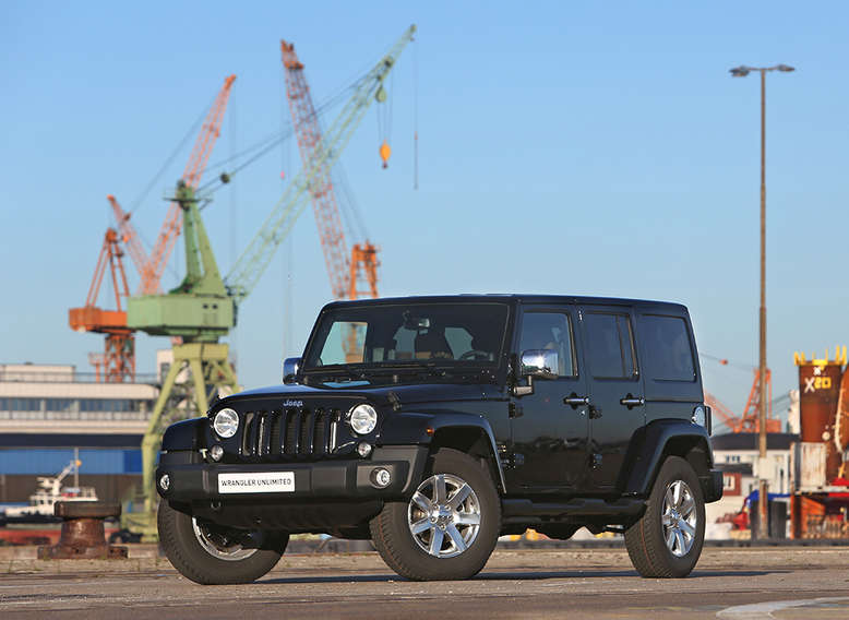 Jeep Wrangler Unlimited, Indian Summer, 2013, Foto: Jeep