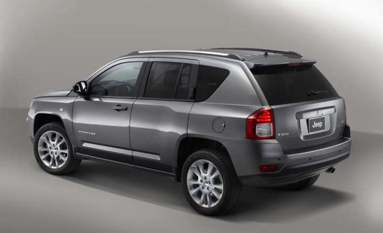 Compass, 2011, Foto: © 2012 Chrysler Group LLC