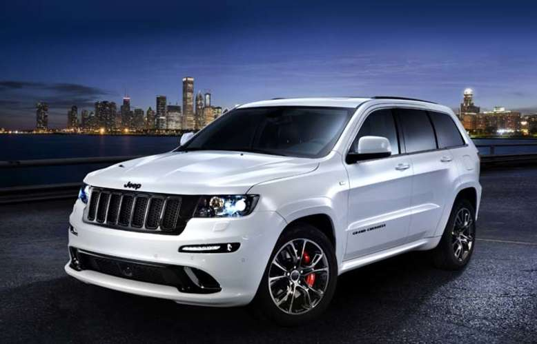 Grand Cherokee SRT Limited Edition, 2010, Foto: © 2012 Chrysler Group LLC