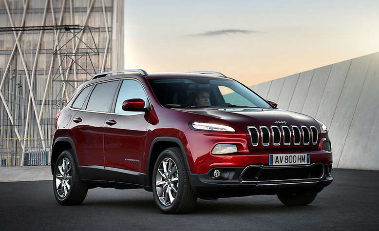 Jeep Cherokee Limited, 2014, Foto: Chrysler Group LLC