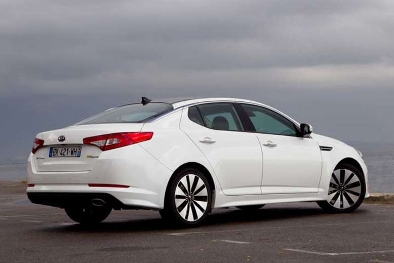 Optima, 2012, Foto: © KIA MOTORS CORP.