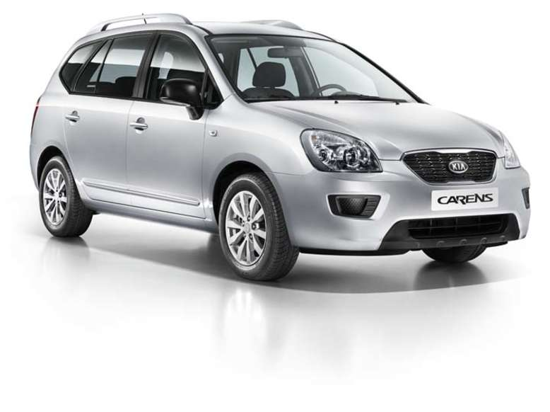 Carens, 2012, Foto: © KIA MOTORS CORP.