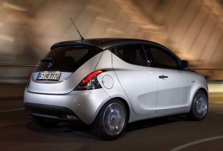 Ypsilon, 2011, Foto: © Fiat Group Automobiles Germany AG