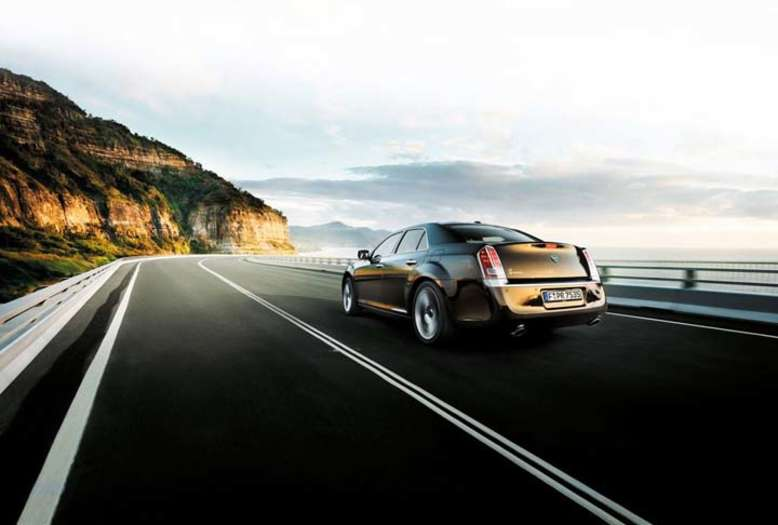 Thema, 2011, Foto: © Fiat Group Automobiles Germany AG