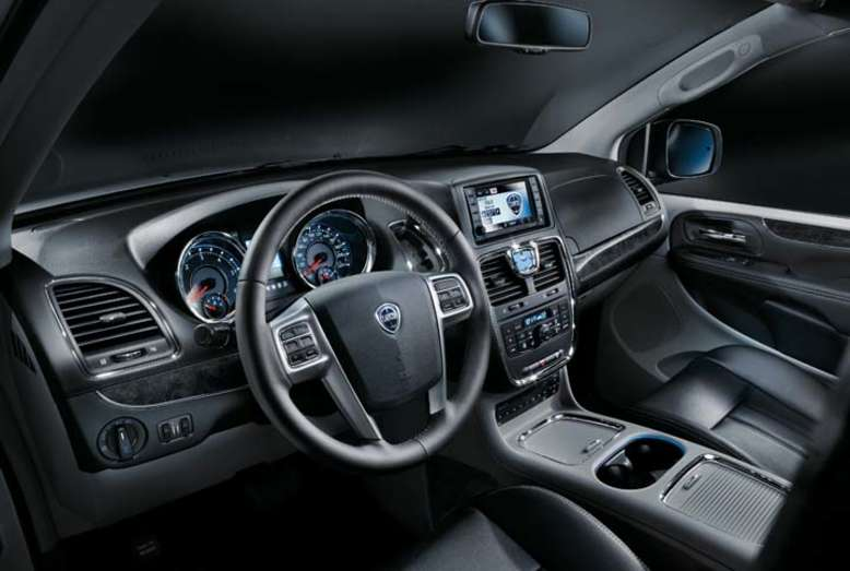 Voyager, 2011, Foto: © Fiat Group Automobiles Germany AG