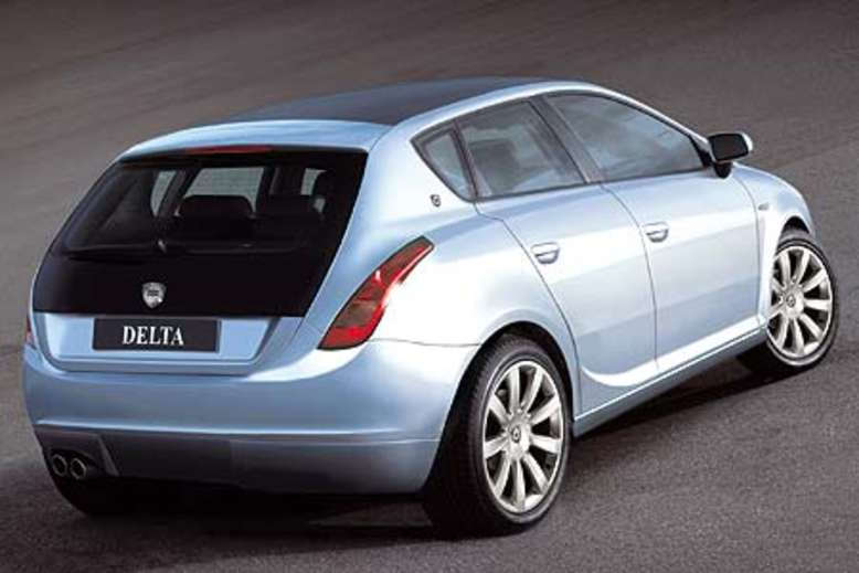 Delta, 2008, Foto: © Fiat Group Automobiles Germany AG