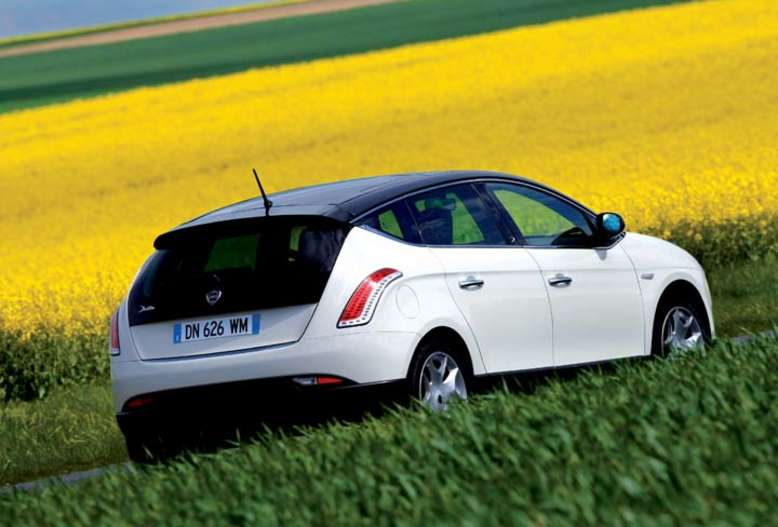 Delta, 2011, Foto: © Fiat Group Automobiles Germany AG