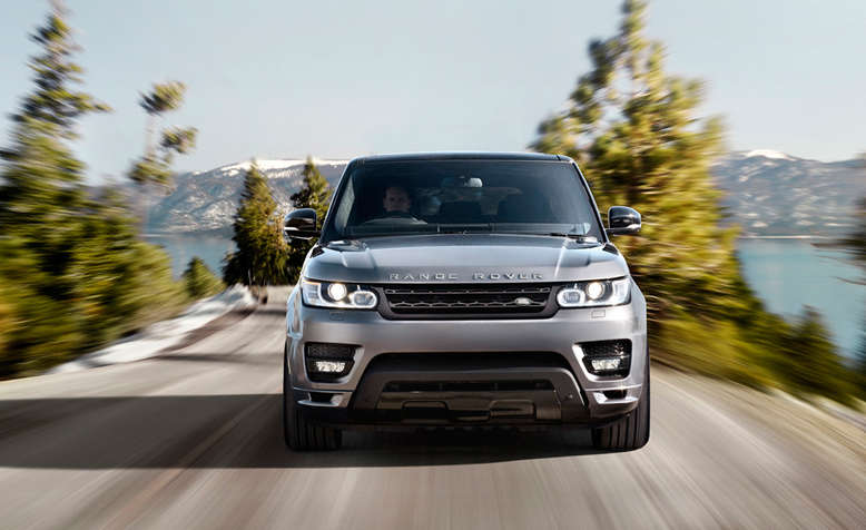 Land Rover Range Rover Sport, Frontansicht, 2013, Foto: Land Rover
