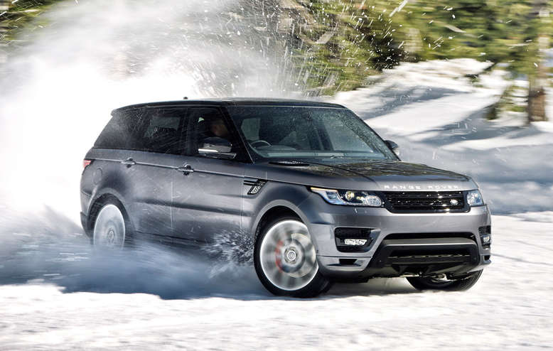 Land Rover Range Rover Sport, 2013, Foto: Land Rover