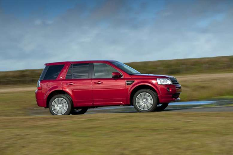 Freelander 2, 2011, Foto: © 2012 Jaguar Land Rover