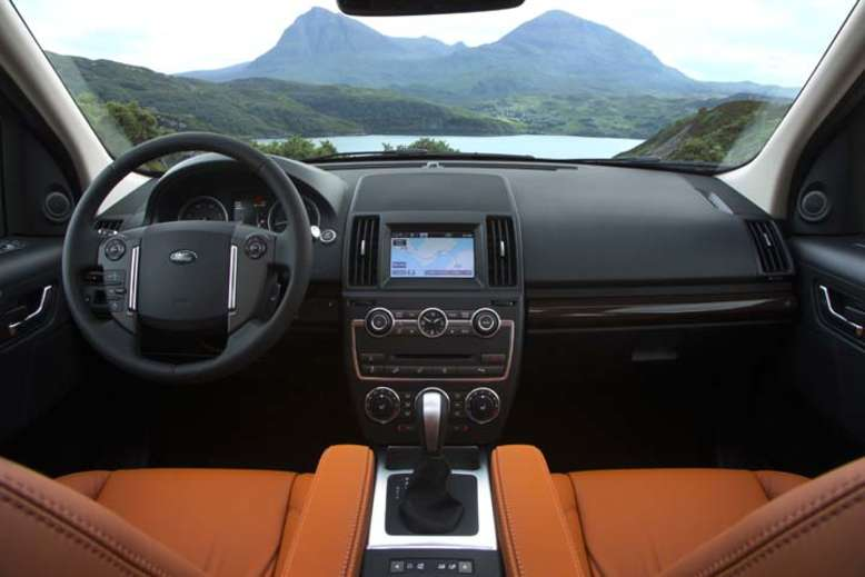 Freelander 2, 2013, Foto: © 2012 Jaguar Land Rover