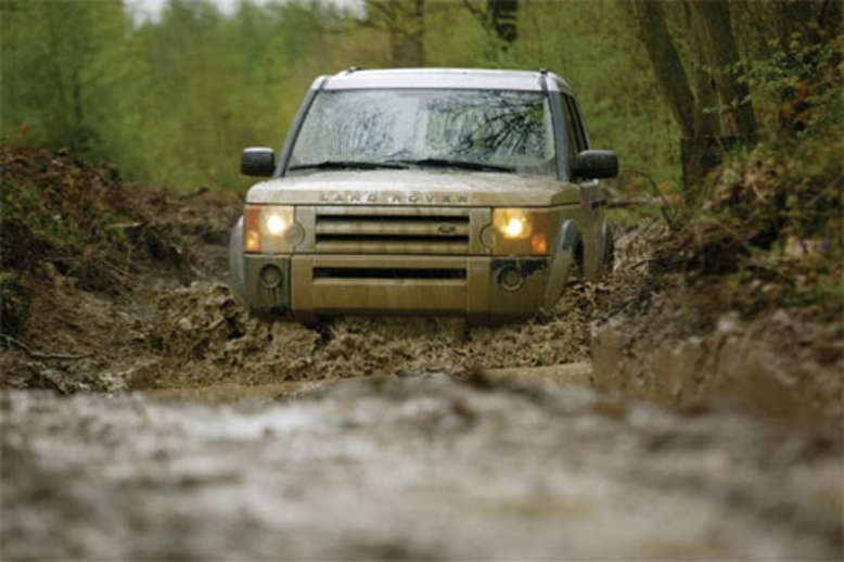 Discovery 3, 2004, Foto: Jaguar Land Rover