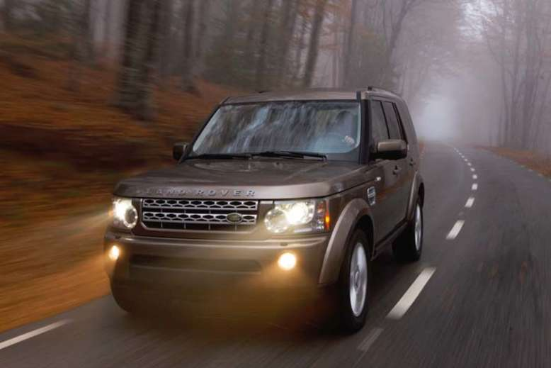 Discovery 4, 2009, Foto: © 2012 Jaguar Land Rover
