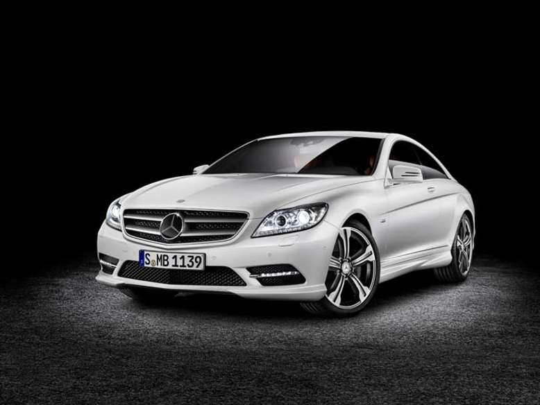 CL-Klasse Grand Edition, 2012, Foto: © 2012 Daimler AG