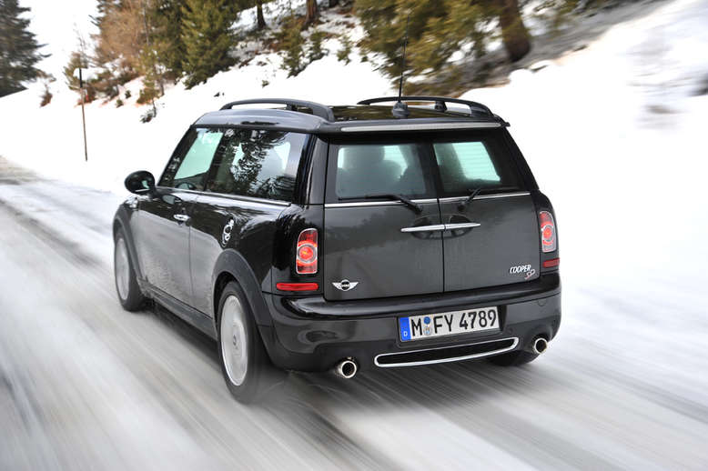 Mini Clubman, 2011, Foto: © BMW AG