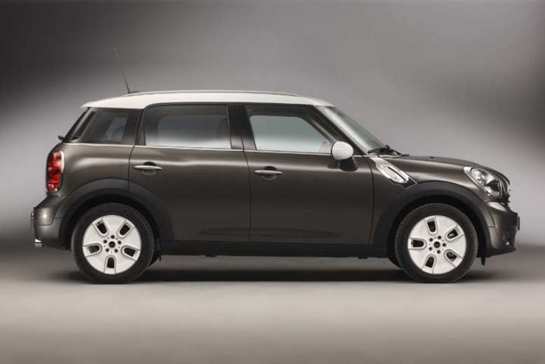 Mini Countryman, 2010, Foto: © BMW AG