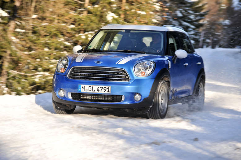 Mini Countryman, 2011, Foto: © BMW AG