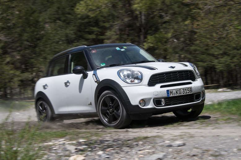 Mini Countryman, 2012, Foto: © BMW AG
