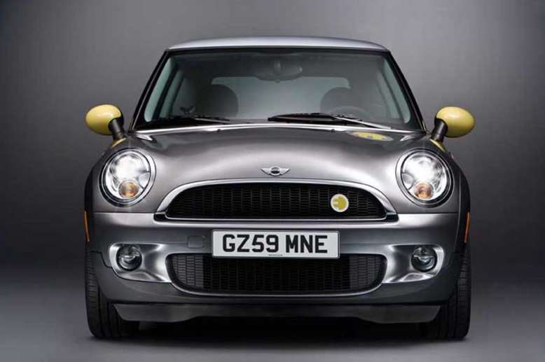 Mini E, 2009, Foto: © BMW AG