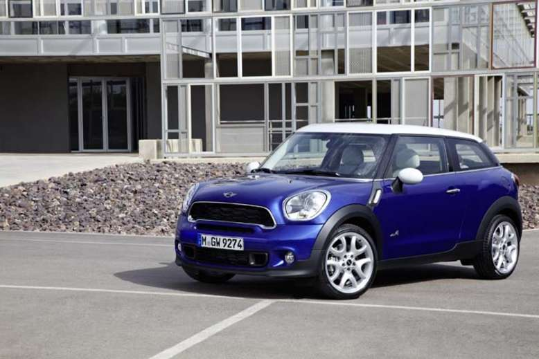 Mini Paceman, 2012, Foto: © BMW AG