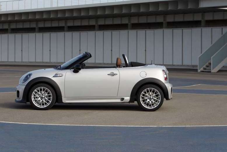 Mini Roadster, 2011, Foto: © BMW AG