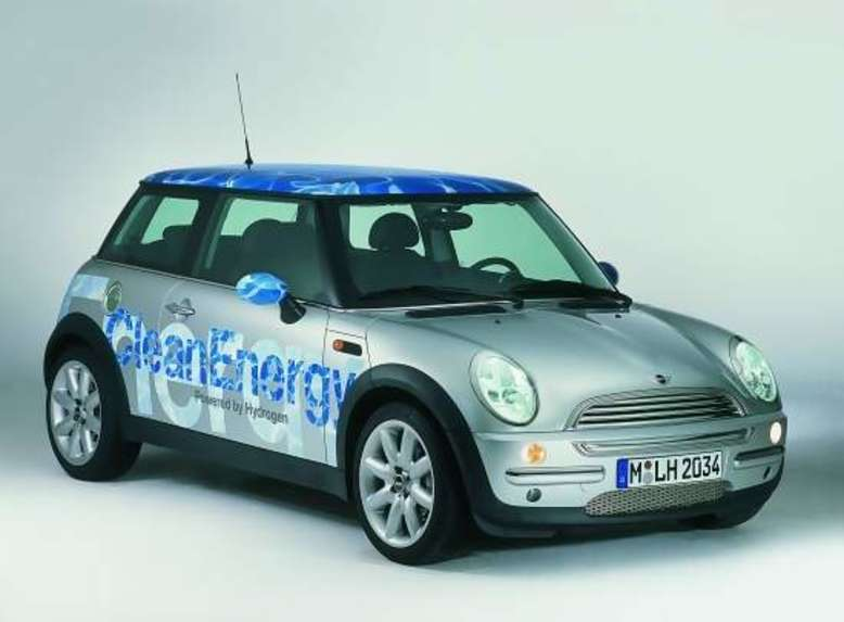 Mini Cooper, 2001, Foto: BMW AG