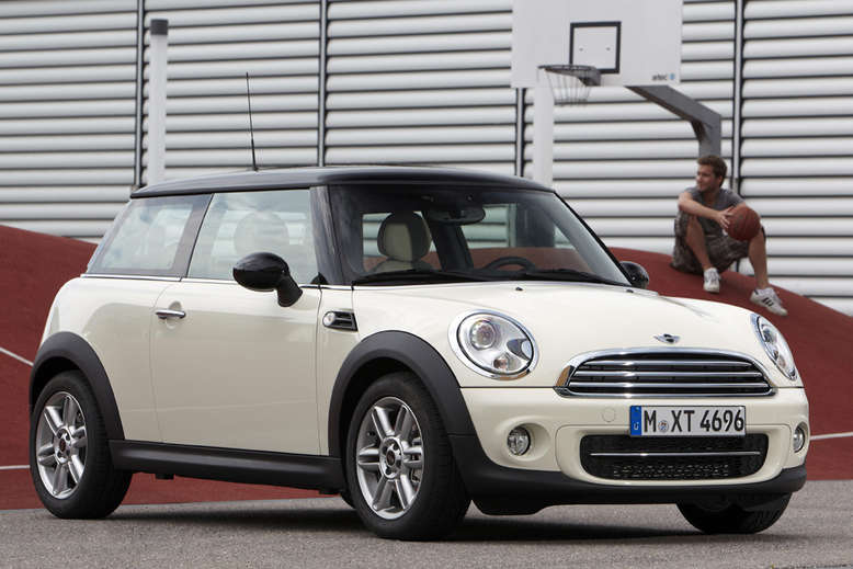 Mini Cooper D, 2010, Foto: © BMW AG