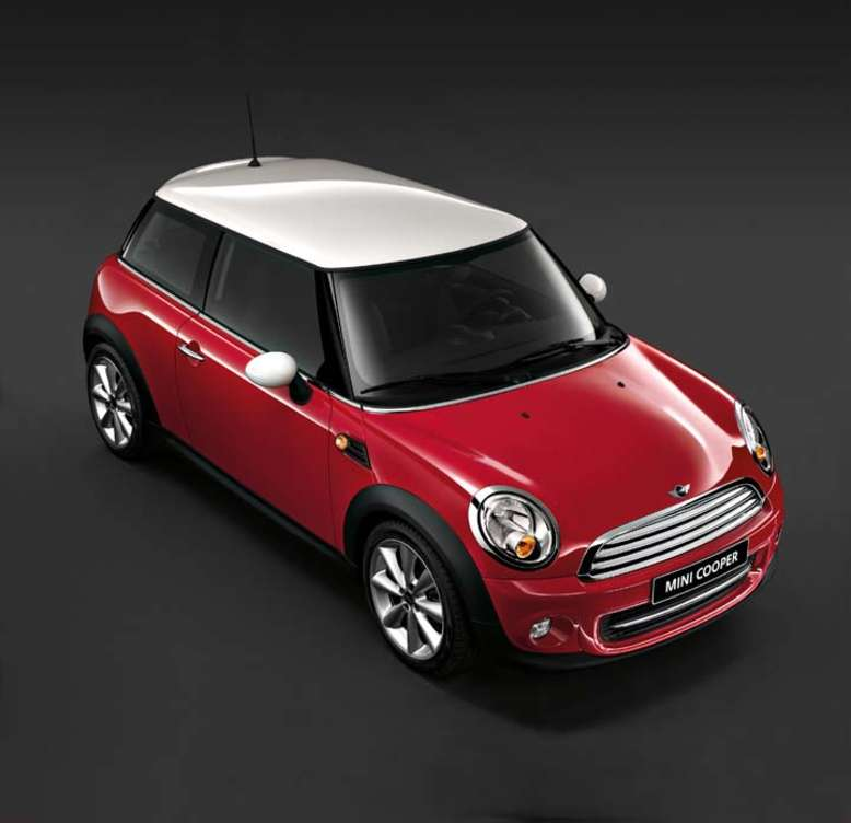 Mini Cooper SD, 2012, Foto: © BMW AG