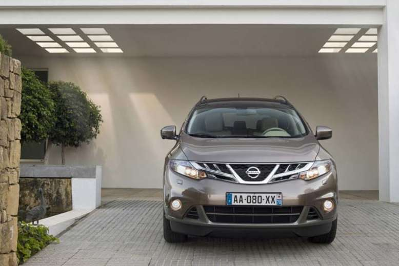 Nissan Murano, Front, 2011, Foto: Nissan