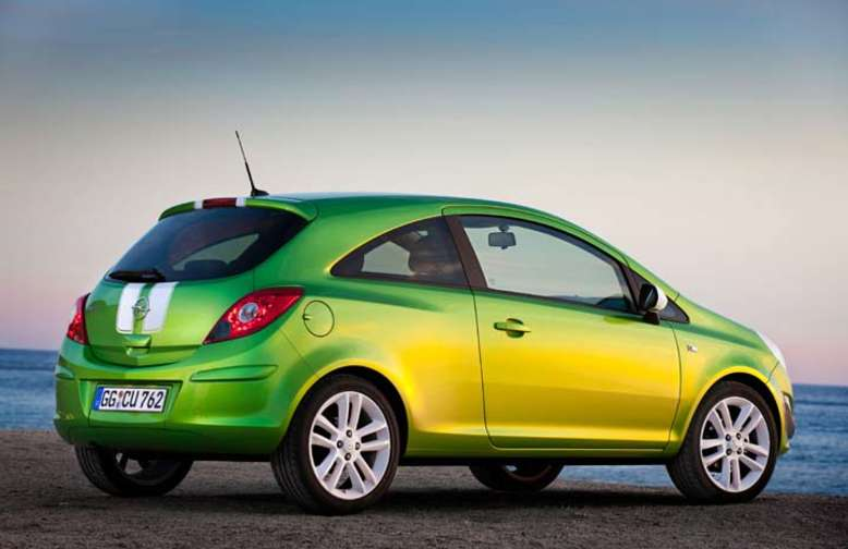 Corsa Color Stripes, 2011, Foto: © GM Company