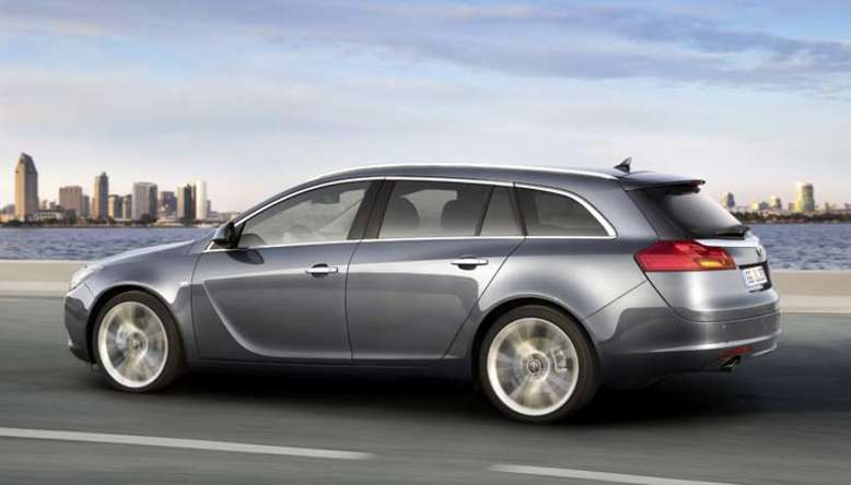 Insignia Sports Tourer, 2008, Foto: © GM Company