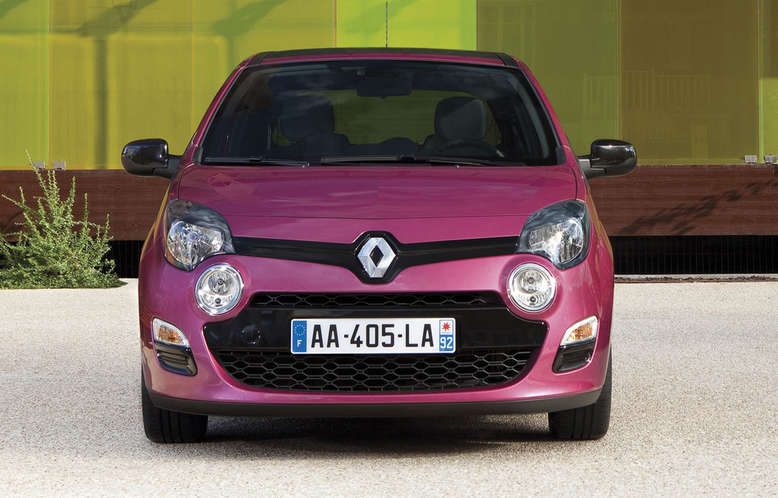 Renault Twingo, Frontansicht, 2011, Foto: Renault