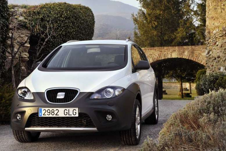 Seat Altea XL Freetrack, Foto: Seat