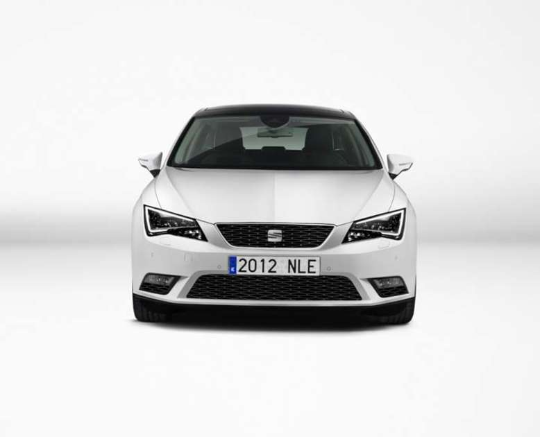 Seat Leon, Front, 2012, Foto: Seat
