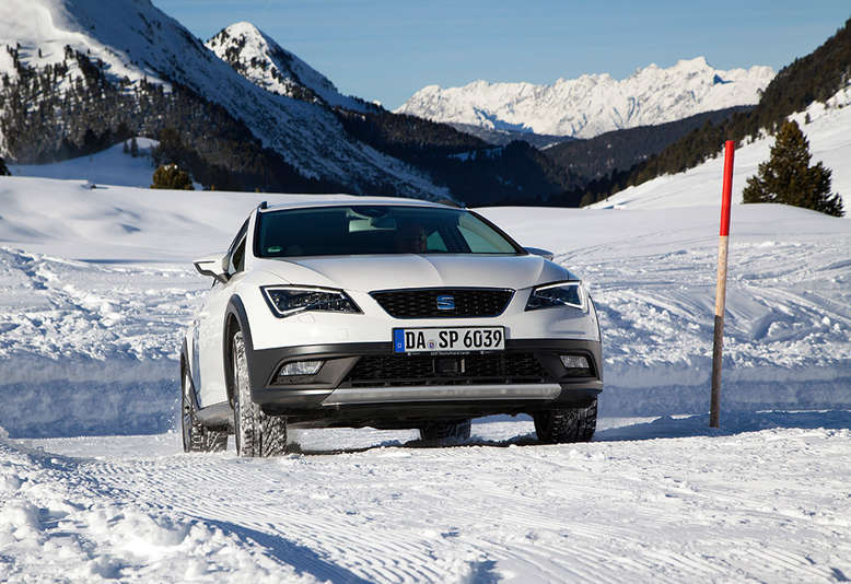 Seat Leon X-Perience, Frontansicht, 2015, Foto: Seat