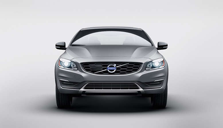 Volvo S60 Cross Country, Frontansicht, 2015, Foto: Volvo