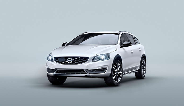 Volvo V60 Cross Country, Frontansicht, 2015, Foto: Volvo