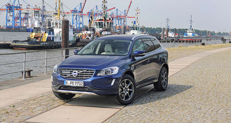 Volvo XC60, Ocean Race Edition, Frontansicht, 2015, Foto: Volvo