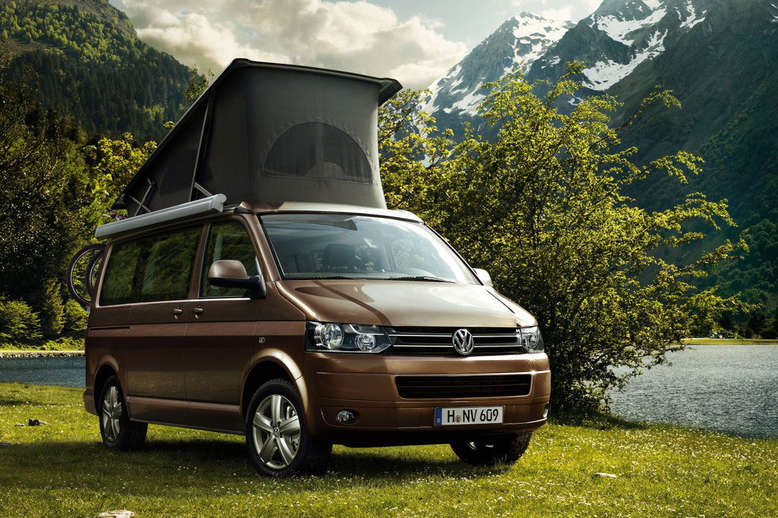 VW California, 2011, Foto: Volkswagen