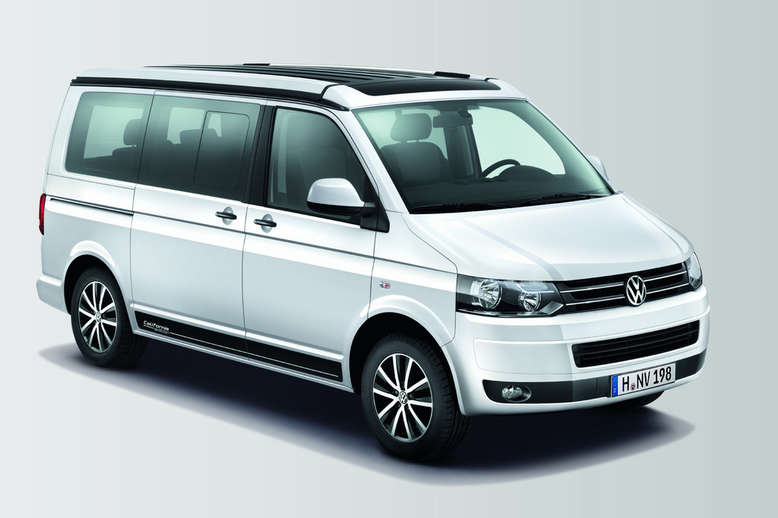 VW California, 2012, Foto: Volkswagen
