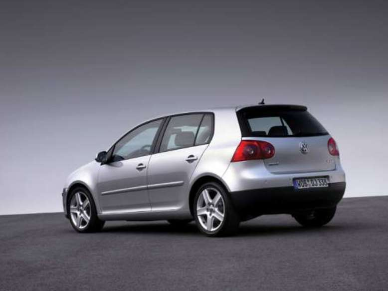 VW Golf V, 2006. Foto: Volkswagen