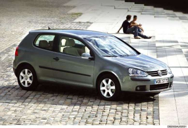 VW Golf V, 2008. Foto: Volkswagen